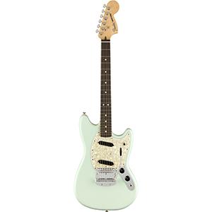 Fender American Performer Mustang - Satin Sonic Blue