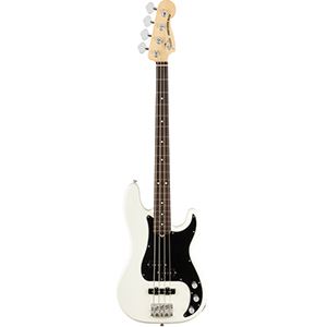 Fender American Performer Precision Bass Arctic White