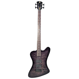 Spector Legend 4x Classic - Black Stain Gloss