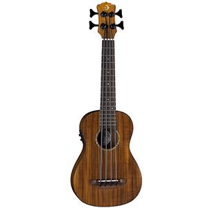 Luna Guitars Uke Bari-Bass Koa - Fretless