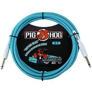 Pig hog PCH10DB Daphne Blue