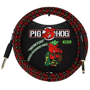 Pig hog PCH10PL Tartan Plaid