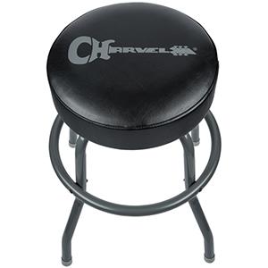 Charvel Barstool 24 Inch - Black / Gray