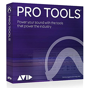 Avid Pro Tools – Annual Subscription