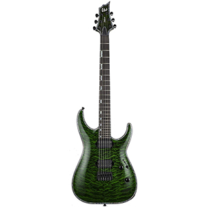 ESP LTD H-10001 See Thru Green