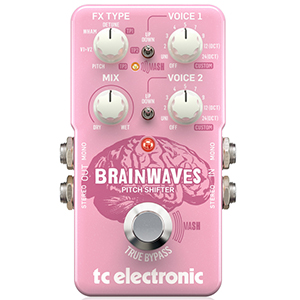 TC Electronic Brainwaves