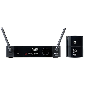 Akg DMS300 Instrument System