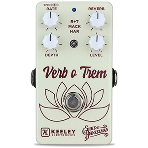 Keeley Electronics Verb o Trem