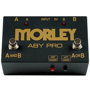 Morley ABY Pro Selector