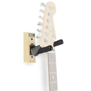 Reunion Blues RBXS Guitar Wall Hanger - Natural Wood