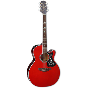 Takamine GN75CE Wine Red