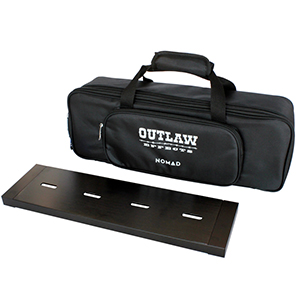 Outlaw Effects NOMAD-S128 Powered Pedal Board -Small