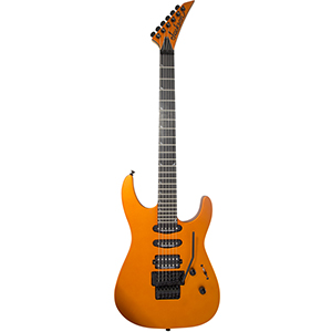 Jackson Pro Series Soloist SL3 - Satin Orange Blaze