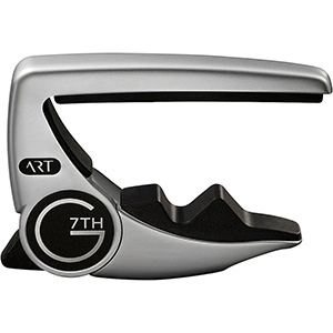 G7th Performance 3 Capo - Silver