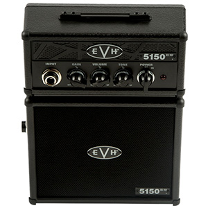 EVH 5150III Micro Stack - Stealth Black