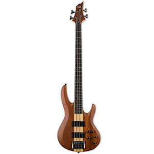 ESP LTD B-4E Mahogany Natural Stain