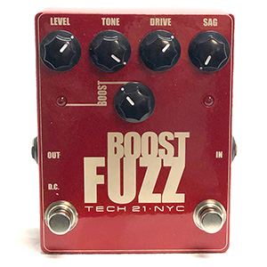 Tech21 Boost Fuzz Metallic *DEMO