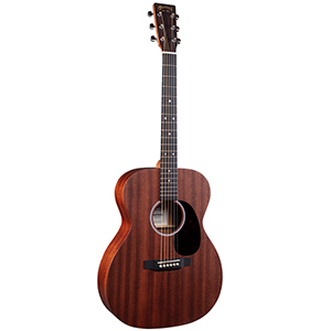 Martin 000-10E Road Series - Natural Sapele