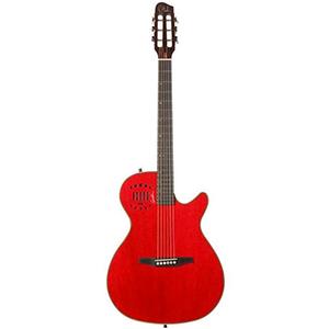 Godin Multiac Steel Duet Ambiance - Red High-Gloss