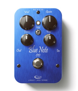 J.Rockett BLUE NOTE OVERDRIVE