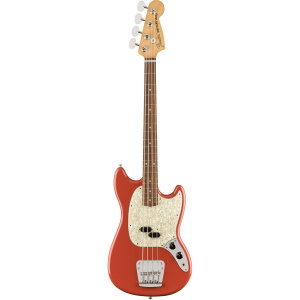Fender Vintera 60s Mustang Bass - Fiesta Red