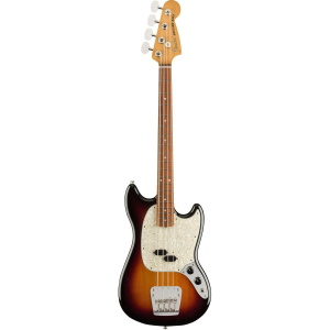 Fender Vintera 60s Mustang Bass - 3-Color Sunburst
