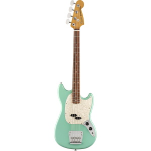 Fender Vintera 60s Mustang Bass - Sea Foam Green