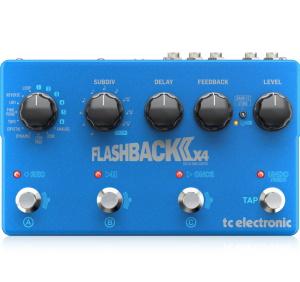 TC Electronic FLASHBACK 2 X 4 DELAY