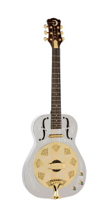 Luna Guitars Steel Magnolia Resonator