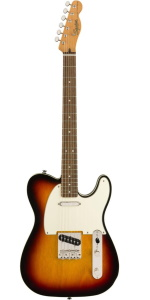 Squier Classic Vibe 60s Custom Telecaster - 3-Color Sunburst