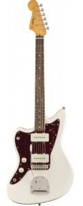 Squier Classic Vibe 60s Jazzmaster Left Hand Olympic White
