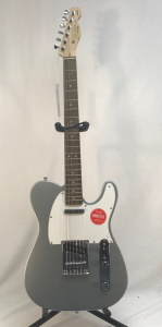 Squier Affinity Series Telecaster - Slick Silver *Blemished