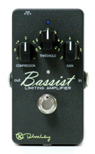 Keeley Electronics Bassist Compressor