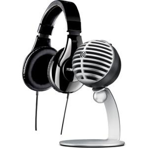 MV5A + SRH240 Mobile Recording Kit