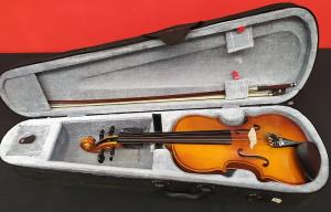 JZ VBSE 1/2 Violin Outfit