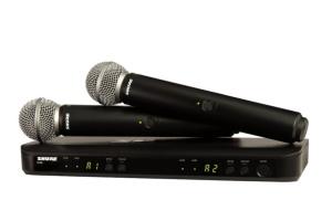 Shure BLX288 / SM58-H9