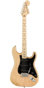Fender American Limited Edition Performer Stratocaster Ash Body Natural