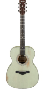 Ibanez Artwood AVC11MHASG Acoustic Guitar Antique Surf Green