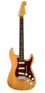 Fender American Ultra Stratocaster Rosewood - Aged Natural