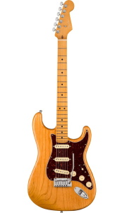 Fender American Ultra Stratocaster Maple - Aged Natural