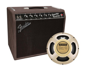 Fender 65 Princeton Reverb - Chilewich Charcoal