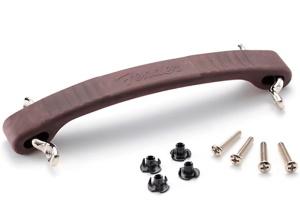 Fender Pure Vintage Dog Bone Amplifier Handle - Brown
