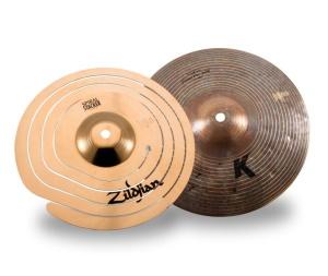 Zildjian 10 inch FX Pre-Configured Stack Cymbals