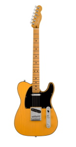 Fender American Ultra Telecaster Maple - Butterscotch Blonde