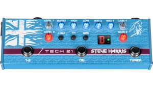Tech21 SH1 Steve Harris Signature SansAmp