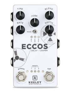 Keeley Electronics ECCOS