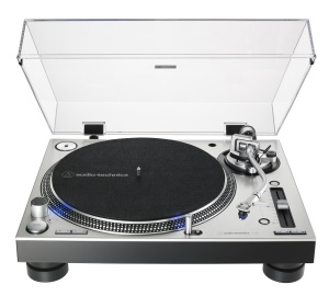 Audio Technica AT-LP140XP Silver