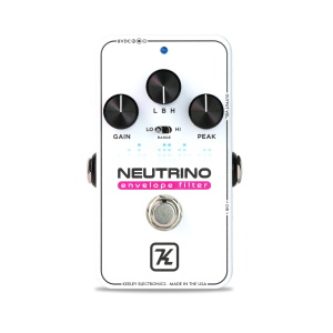 Keeley Electronics Neutrino Envelope Filter V2