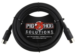 Pig hog 15ft MIDI Cable