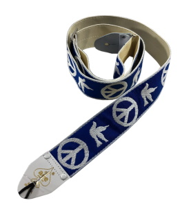 DAndrea ACE 06 Peace Doves Blue and White